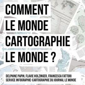 Illustration conf carto Le Monde