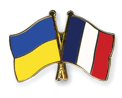 Illustration Ukraine-France