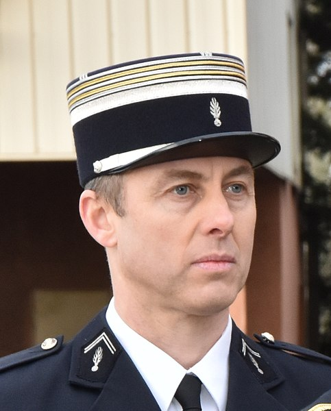 Colonel Arnaud Beltrame