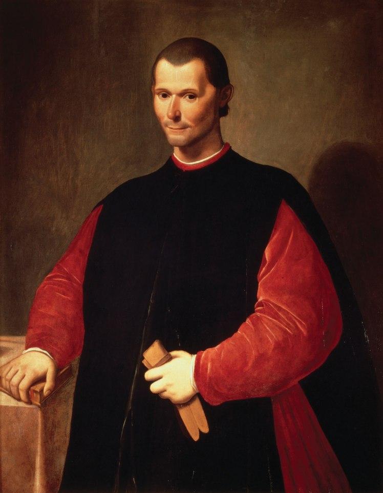 Illustration article Machiavel