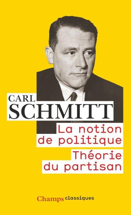 Illustration compte rendu Carl Schmitt